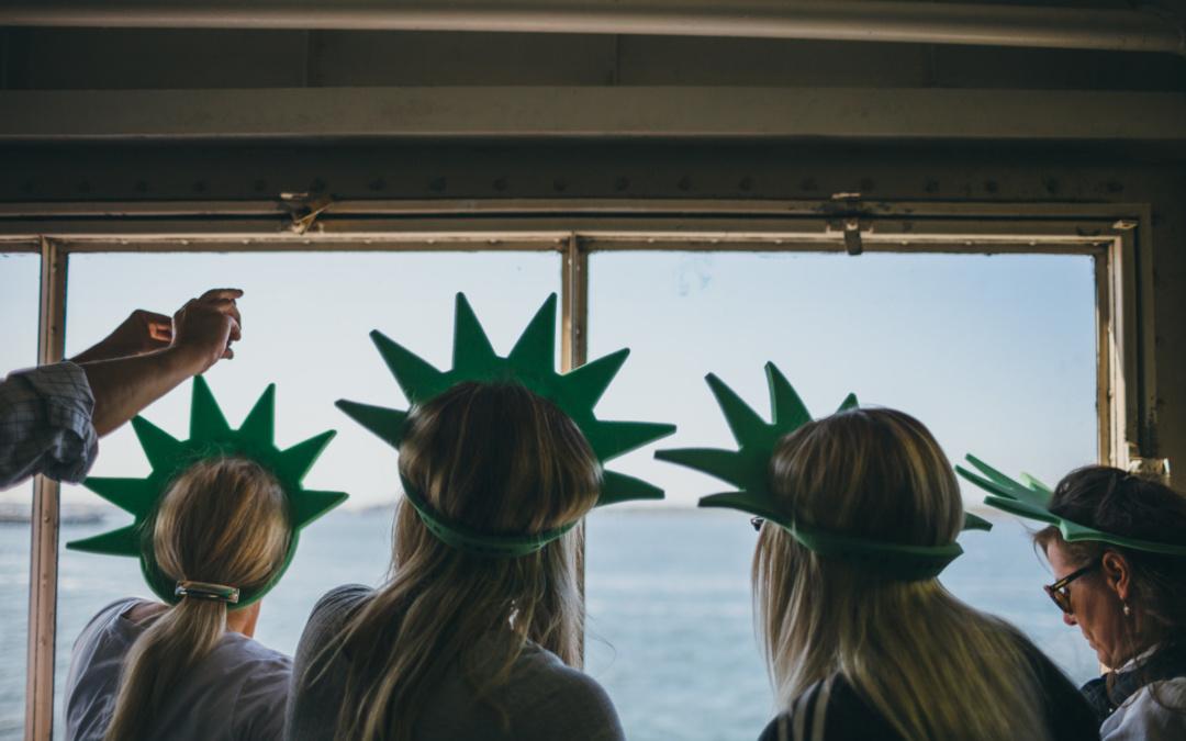 Our USA Road Trip | New York City, Philadelphia, Washington DC, New York State