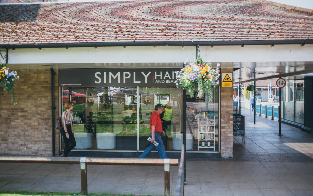 Simply Hair Official Opening