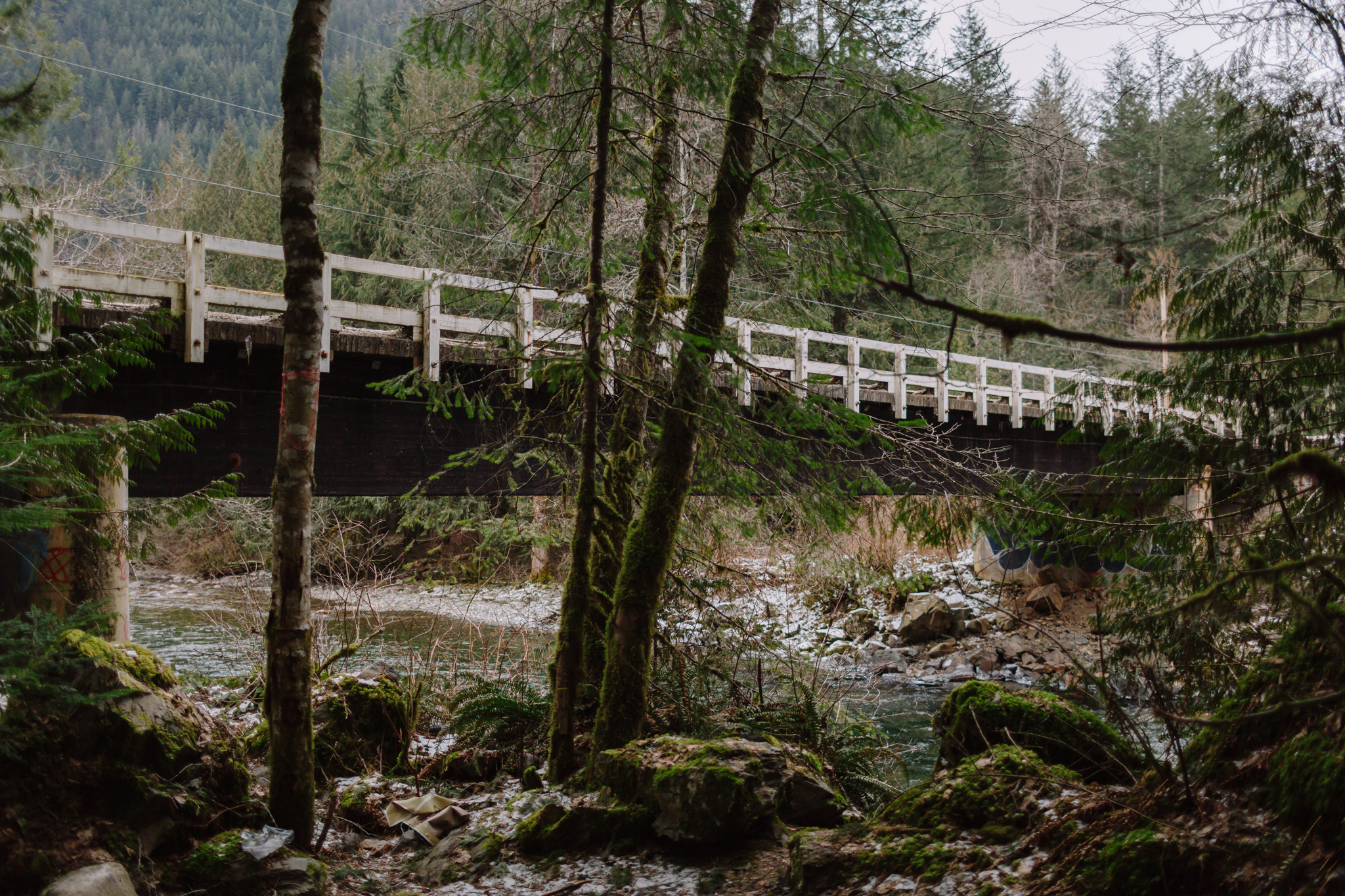 Chilliwack Lake Bridge
