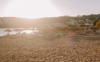 A Beach Baptismal | Life Writing