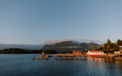 A Taste of Vancouver Island